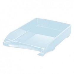 LEITZ Elegant Corbeille à courrier en polystyrène 100% recyclable Transparent lisse