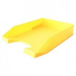 LEITZ Bac à courrier Plus standard, format A4,5pcs, jaune