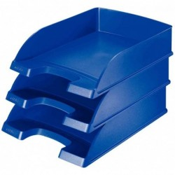 LEITZ bac à courrier Plus Standard, format A4, Polystyène