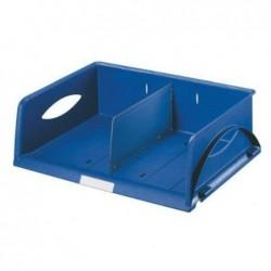 LEITZ Corbeille à courrier Sorty A4/C4 à l'italienne Bleu