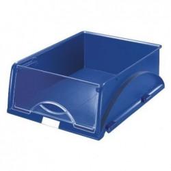 LEITZ Corbeille à courrier Sorty A4/C4 Bleu