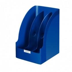 LEITZ Porte-revue Jumbo Polystyrène 100% recyclable A4 Cap 205 mm Bleu fonce