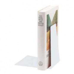 LEITZ serre-livres (L)125 x (H)145 x (P)140 mm, blanc