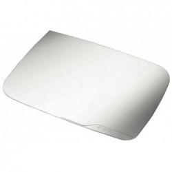LEITZ Sous-mains 530 x 400 PVC Transparent Lisse