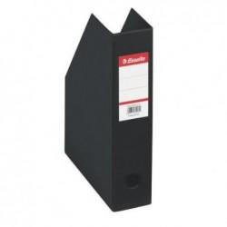 ESSELTE Boîte de classement pliable PVC A4 Maxi Dos de 10 cm Noir