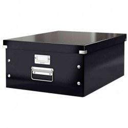 LEITZ Boîte de rangement Click & Store A3 noir