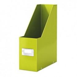 LEITZ Porte-revues Click & Store WOW Carton A4 Vert