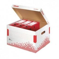 ESSELTE Container SPEEDBOX automatique L334 x P392 x H301 mm pour 5 Classeurs