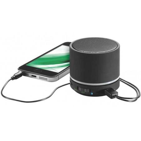 LEITZ Complete Mini enceinte bluetooth portable Noir