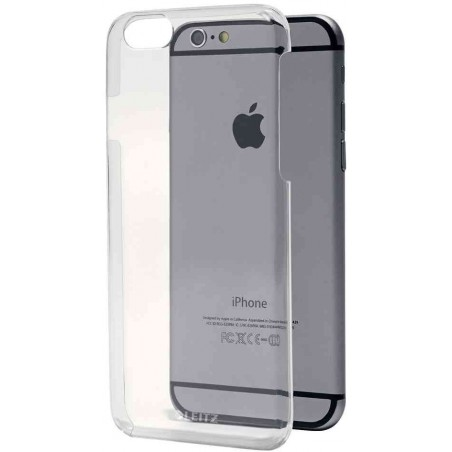 LEITZ Complete Coque de protection polycarbonate pour iPhone 6 Plus Transparent