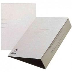 ESSELTE Carton à dessin, format A3, avec cordons, gris