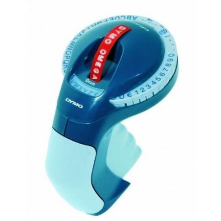 DYMO Etiqueteuse Omega bleu clair Ruban 3D 9mm Inclu