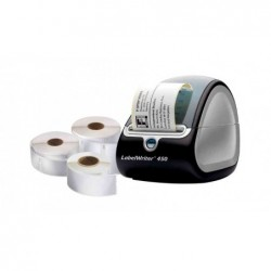 DYMO Kit promotionnel LabelWriter 450 + 3 rouleaux d'étiquettes