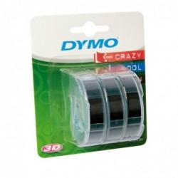 DYMO Lot de 3 Rubans 9 mm x...