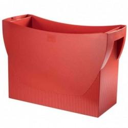 HAN Boîte pour dossiers suspendus SWING Plastique Rouge