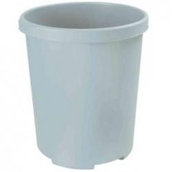 HAN Corbeille à papier MOBIL XXL 50 litres PP Rond 43 cm H 49 cm Gris