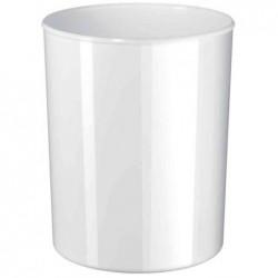 HAN Corbeille à papier i-Line, 13 litres, plastique, blanc