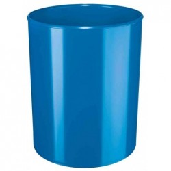 HAN Corbeille à papier i-Line NEW COLOURS 13 litres Diam 22-24cm H 30cm Bleu