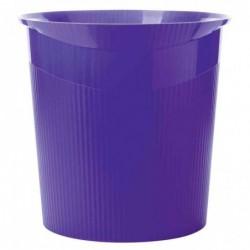 HAN Corbeille à papier LOOP Trend Colour, 13 litres, rond, Violet