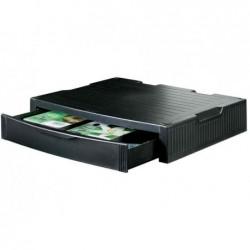 HAN Support pour écran / imprimante MONITOR STAND, noir