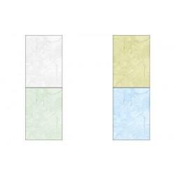 SIGEL papier structuré, A4, 90 g/m2, papier fin, gris granit, 100f