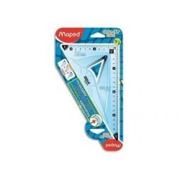 MAPED Equerre Flex 2 in 1, 45 degrés + 60 degrés  plus long côté: 210 mm incassable