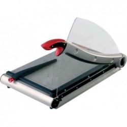 MAPED Cisaille Expert A4 pression automatique 40 feuilles Longueur 36cm