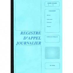 """ELVE PIQURE 28 pages""""REG.CAHIER D'APPEL JOURNALIER"""" 40 ELEVES"""