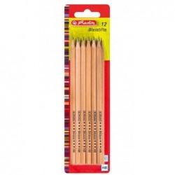 HERLITZ lot de 12 crayons...