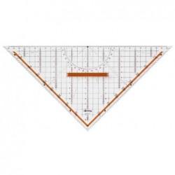ROTRING Equerre géométrique Centro poignée amovible Hypothénuse 32 cm