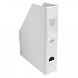EXACOMPTA Porte revue Dos 70mm PVC Blanc