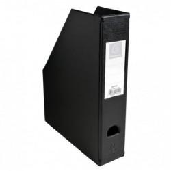 EXACOMPTA Porte revue Dos 70mm PVC Noir