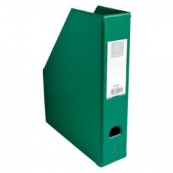 EXACOMPTA Porte revue Dos 70mm PVC Vert