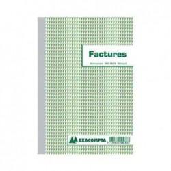 EXACOMPTA Manifold Factures...