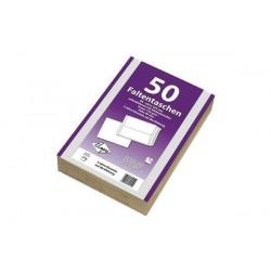 MAILMEDIA pochettes à soufflets avec bande auto-adhésive, C4