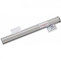 MAUL Rail aluminium Ballfix 100 cm  Aluminium