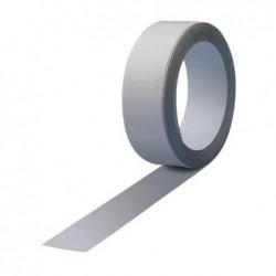 MAUL Bande métallique souple 25 m en boîte dévideur Blanc