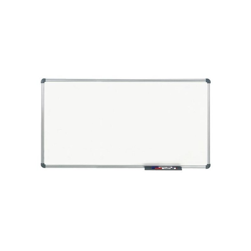 MAUL Tableau blanc MAULoffice émaillé 120 x 300 cm Gris