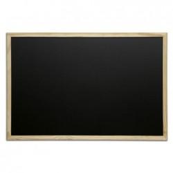 MAUL Tableau pour craie cadre bois 30 x 40 cm Bois