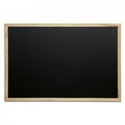 MAUL Tableau pour craie cadre bois 60 x 80 cm Bois