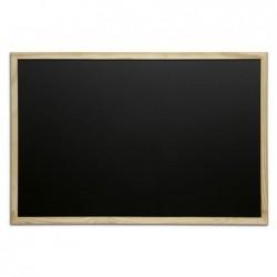MAUL Tableau pour craie cadre bois 60 x 90 cm Bois