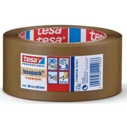 TESA pack de 36 rouleaux de ruban adhésif pour emballage 4124, en PVC