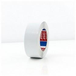 TESA Ruban adhésif Duct Tape Blanc mat 50 m x 48 mm