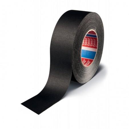 TESA Ruban toilé adhésif Extra power 50 mm x 50 m Noir