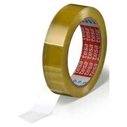 TESA Ruban adhésif d'emballage 4204, 19 mm x 66 m