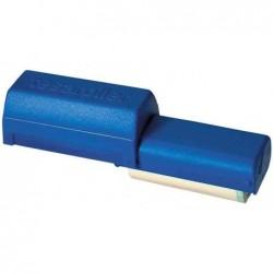 TESA Recharge pour rouleau-brosse adhésif, 3 m x 80 mm,