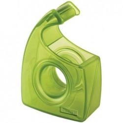TESA dévidoir manuel ecoLogo Easy Cut, vert, non équipé,