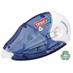 TESA Ruban adhésif ecoLogo roller correcteur refill correction