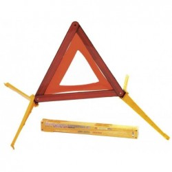 LEINA-WERKE Triangle de présignalisation Compakt 08, modèle EURO