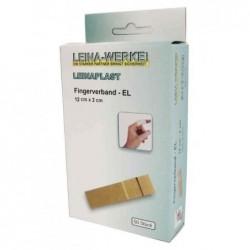 LEINA-WERKE LEINAPLAST Bte de 50 Pansement Doigts 12 x 20 mm élastique